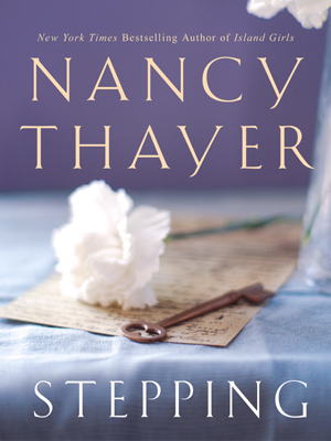 "Nancy Thayer ""Stepping"" bookcover"